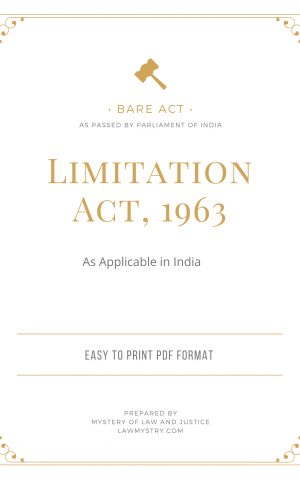 limitation-act-1963